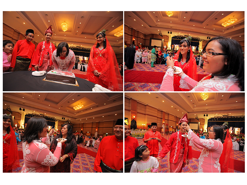 5088552475 34f7283707 o The Reception of Tengku Intan Najwa & Amirizuan