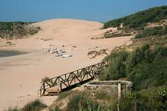 Duna de Bolonia (marathoniano) Tags: ocean españa beach andalucía spain dune playa duna gibraltar cádiz espagne bolonia tarifa estrechodegibraltar oceáno campodegibraltar marathoniano atlático