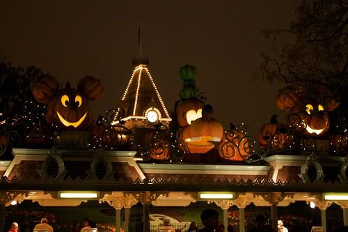 Disney's Halloween Time