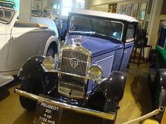 Peugeot 201 C 1932 (tautaudu02) Tags: cars museum automobile musée peugeot coches 201 voitures lohéac