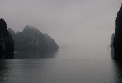 Halong Bay - Sunrise