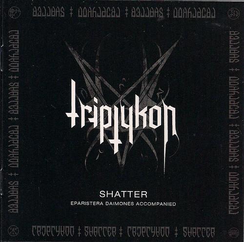 2010 Triptykon Shatter EP