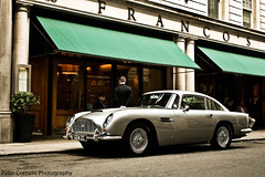 Aston Martin DB5. (Peter-Cornelis.nl | Photography) Tags: london canon eos james is die day power place martin peter waterloo bond another efs supercar aston 007 dbs v12 db5 cornelis f4056 hypercar 450d 55250 ggw2c