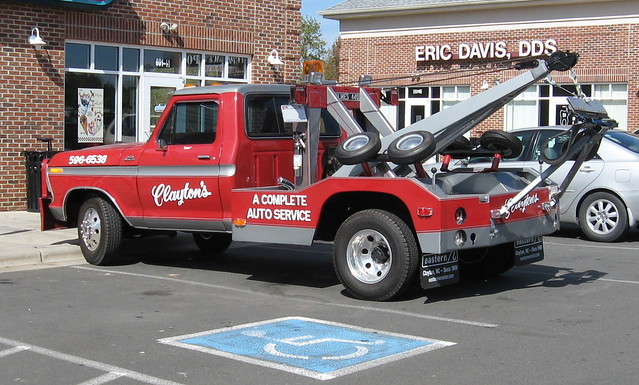 ford truck nc north carolina 1978 custom 1979 tow f350 wrecker ncnick
