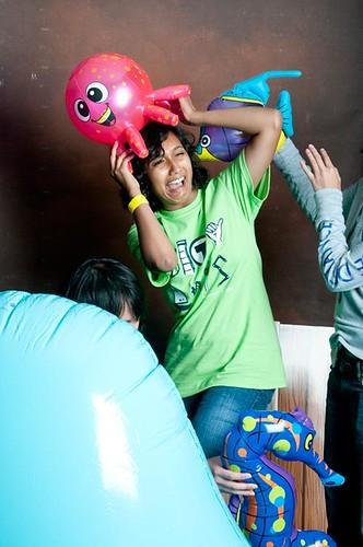 Freshmen Photobooth: Attack!