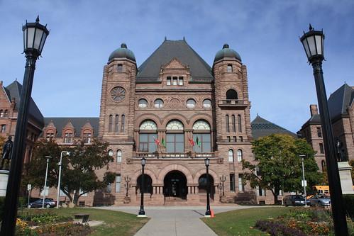 The Legislative Assembly of Ontario