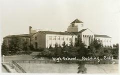 Shasta Union High School, Redding, CA (Jeff Boyd) Tags: california school 1920s nova high redding shastacounty novahighschool novahigh shastaunionhighschool