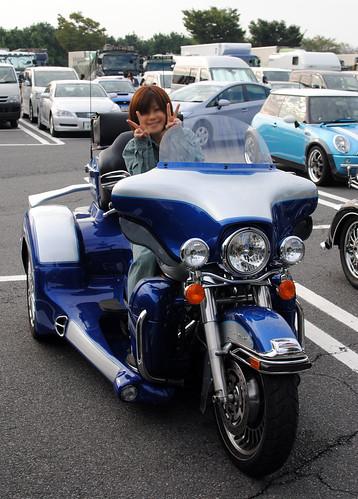第1回 渚のモーターショー in 砂沼サンビーチ【2010.10.16-17】