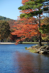 Autumn at Sherando Lake (Ranedrop Productions) Tags: autumn fall va sherandolake