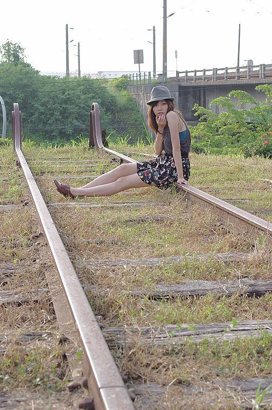 唯聆 舊鐵橋