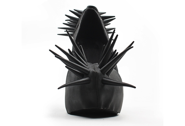 barbara gongini spiked pumps shoes 6