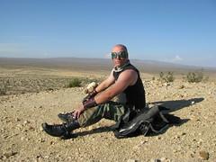 outside camp (Vegas PG) Tags: max punk diesel cosplay weekend apocalypse mad 2010 wasteland vegaspgcosplay