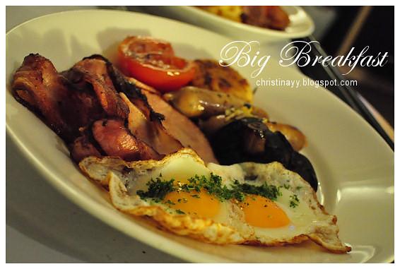 Novotel Brisbane: Big Breakfast