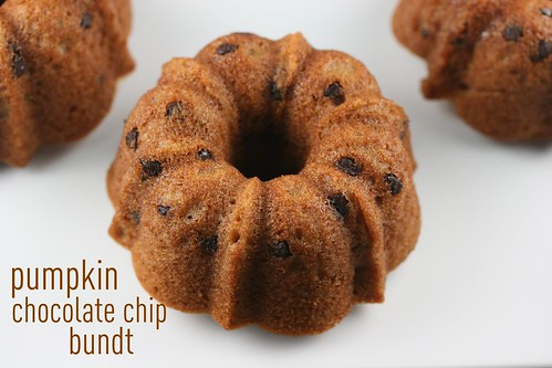 Pumpkin Chocolate Chip Bundt - I Like Big Bundts