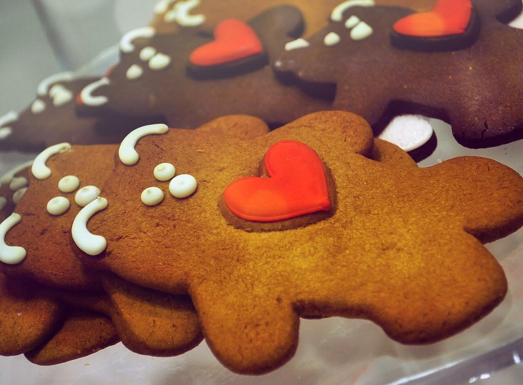big heart ginger man