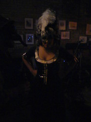 Bell's Masquerade Ball - Katie