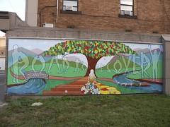 braddock road to recovery (Stranger1970) Tags: street streetart art graffiti pittsburgh murals east pa eastside braddock
