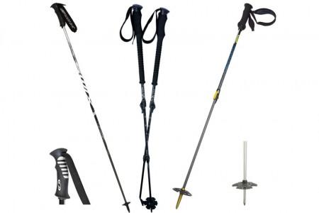 Jak vybrat lyžařské hůlky