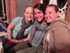 Selah, Malea, and Alyssa