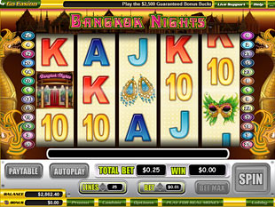 Bangkok Nights slot game online review