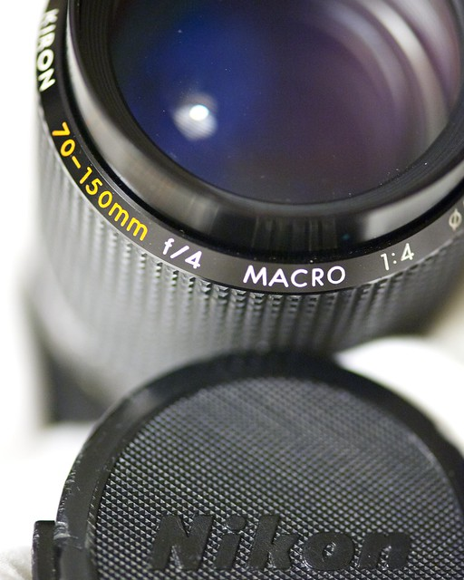 Kiron 70-150mm 4 Macro by mausgabe