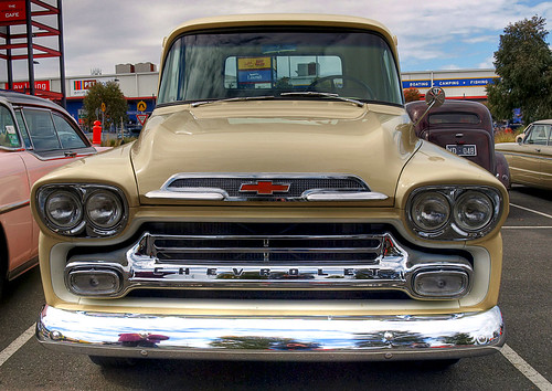 1959 Chevy Apache Pickup