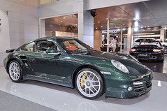 Porsche 911 Turbo (carlos_seo) Tags: show sports car digital photo nikon image 911 picture tokina international turbo porsche 28 paulo sao 2010 997 d90 1116 salaodoautomovel