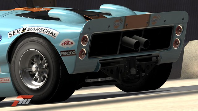 In 1965, a Ford GT40 started