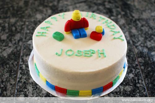 Cake4Kids Cake - Lego Theme