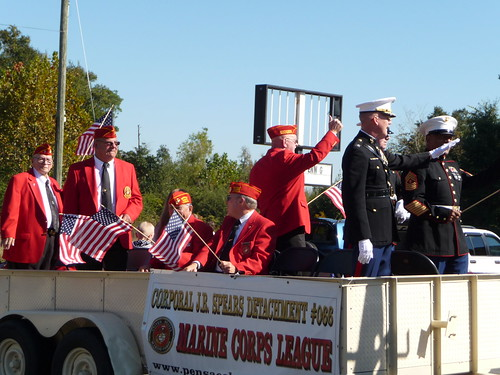Milton Veteran's Day Parade 2010