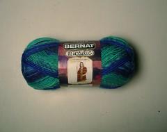 Mosaic yarn