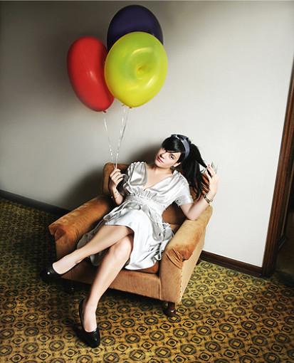 Lily Allen by IKoke (: