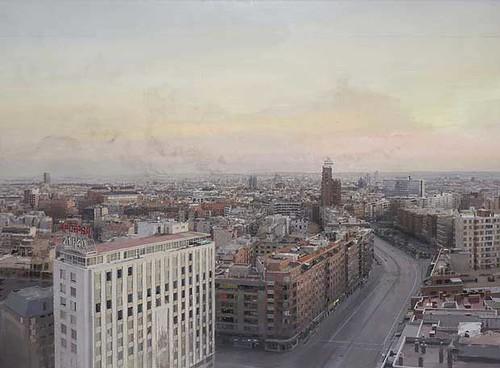 Madrid desde Torres Blancas
