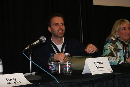 David Mink Pubcon 2010 Vegas