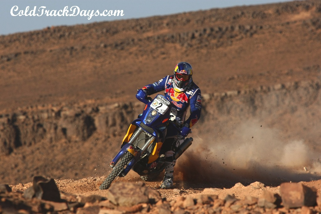 NEWS // KTM  450 RALLY COLLECTS WIN @ RALLYE DU MAROC
