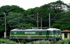 Green...Green...Green (Jay fotografia) Tags: india indianrailways electriclocomotive clw wag9 regenerativebraking jayasankarmadhavadas