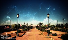 Avenue Mohamed VI {    } (Abdelhak ACIM) Tags: avenue vi mohamed