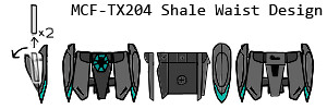 MCF-TX204 Shale & MCF-AX105 Blue Demon Mechanic Files 5176461458_a2335eb26d