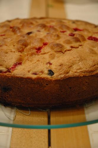 Cranberry *Expletive* Cake