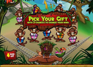 free Queen of the Jungle hot stone bonus prize