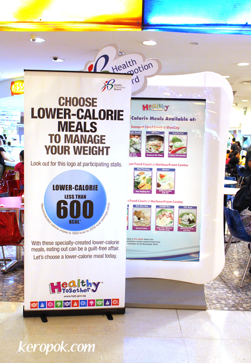 Choose Lower-Calorie Meals