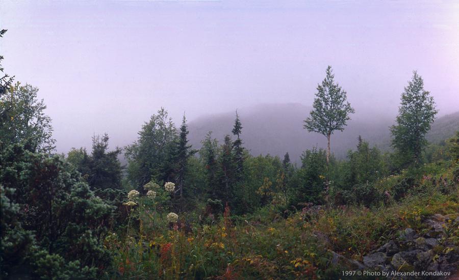 Уральские горы 1997 © Photo by Alexander Kondakov