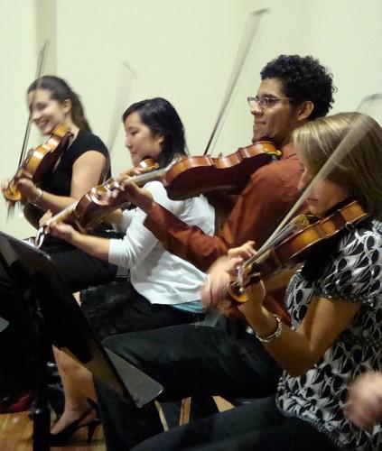charanga violins, 10/2010
