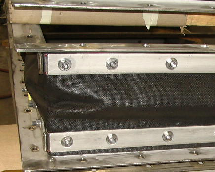 17 Fabric Expansion Joints for a Gas Turbine Power Plant