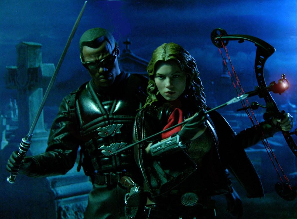 Blade & Abigail - Vampire Hunters