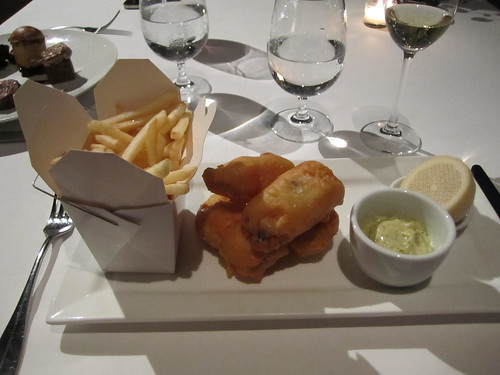 Fantastic fish n chips