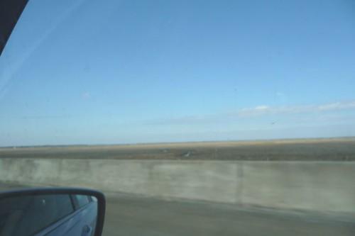 Mississippi mud flats