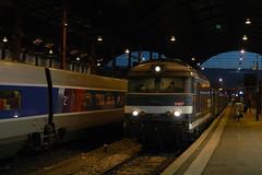 TER 30560 @ Strasbourg (Wesley van Drongelen) Tags: train zug strasbourg express rrr trein sncf ter rgional bb67400 strasbourgville