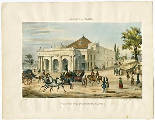 Teatro de Tacon (Habana)