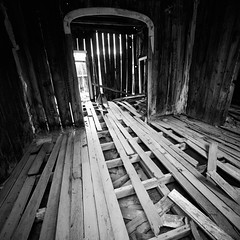 Floor Boards, Plate 2 (Thomas Hawk) Tags: california bw usa abandoned unitedstates unitedstatesofamerica ghosttown bodie monocounty natureshand